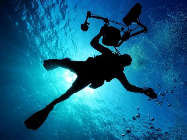 fotografare fondali e relitti durante le immersioni in Croazia
