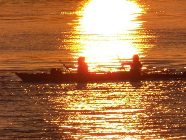kayak sull'isola Molat