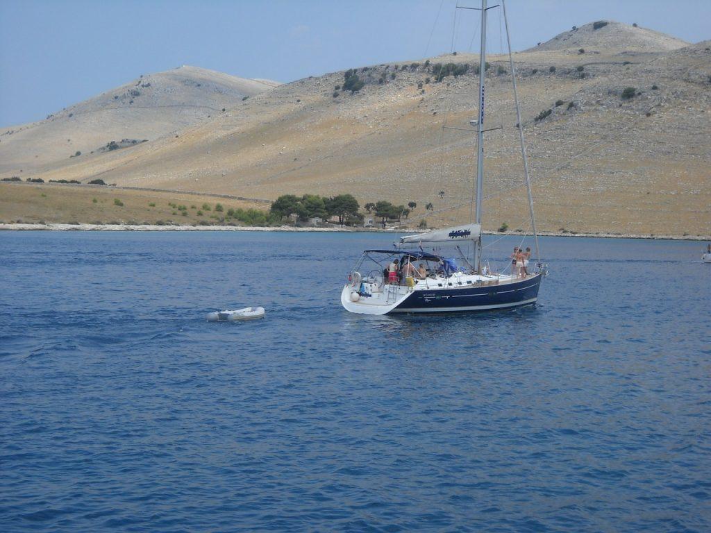 Parco Nazionale delle isole Kornati in Croazia