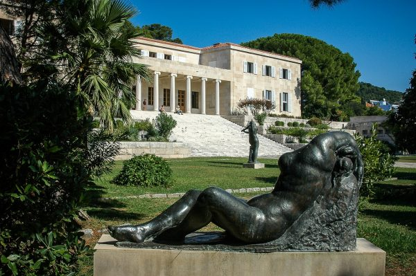 Museo Mestrovic a Spalato