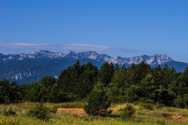 Massiccio montuoso del Velebit