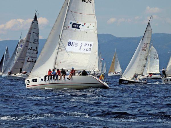 Fiumanka regata velica di Fiume o Rijeka