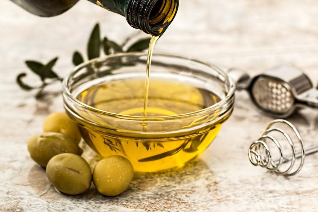 olio d'oliva in Istria e Dalmazia