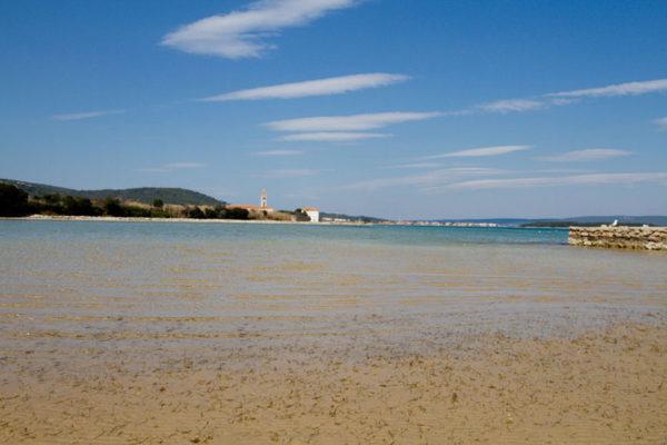 spiagge di sabbia a Pasman