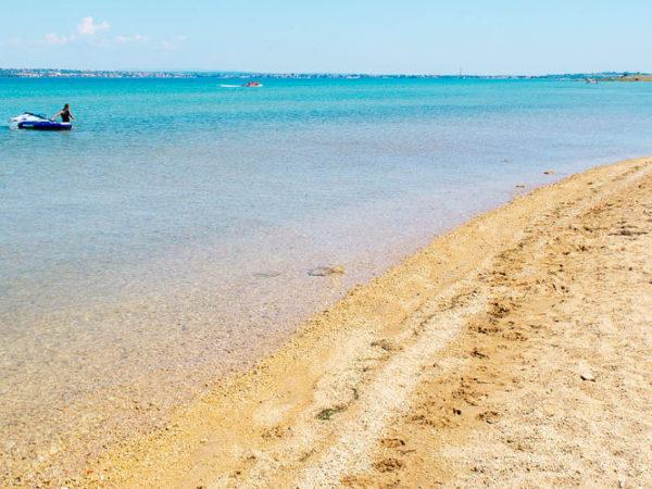 spiagge di sabbia a Privlaka