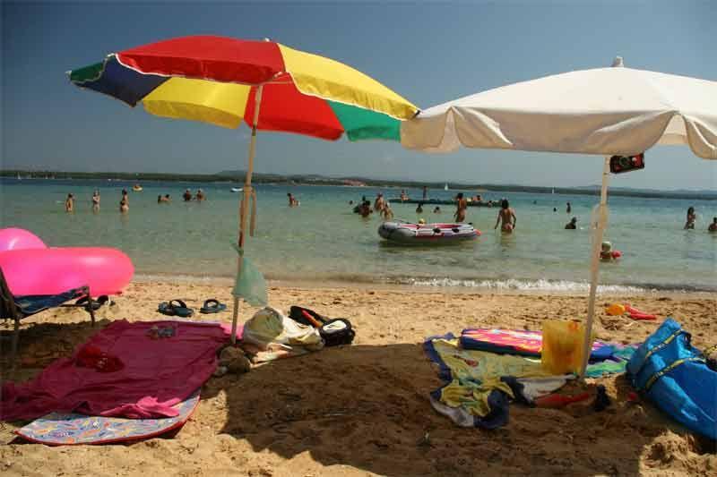 Pasman spiaggia di sabbia Sovinje