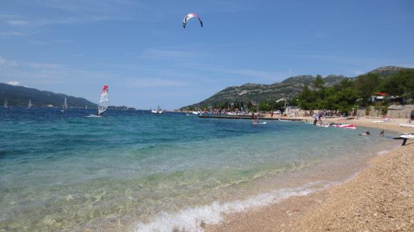 Spiagge a Peljesac: Viganj