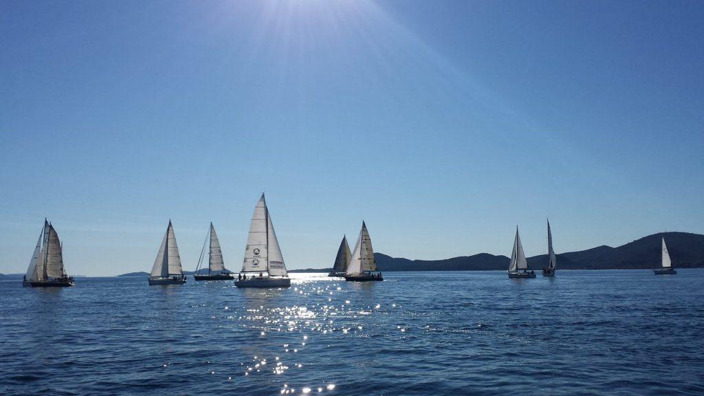 esplorare la Croazia in barca a vela