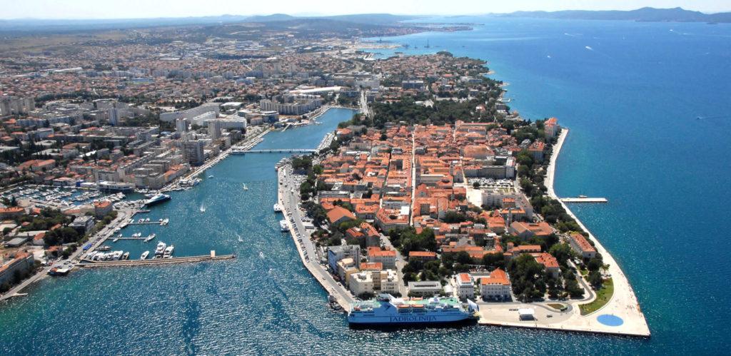 Zara o Zadar in Dalmazia