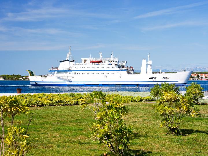 traghetti della Jadrolinija in Croazia