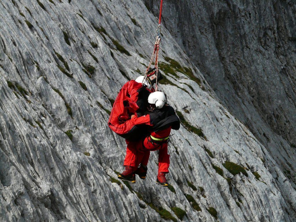 soccorsi in montagna CMRS Soccorso Alpino Croato