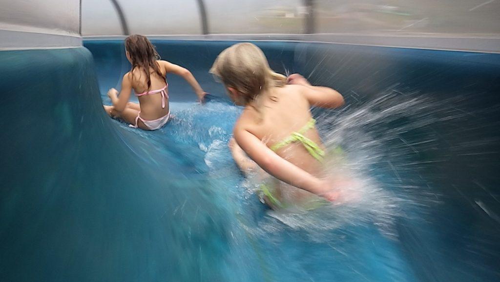 divertimento acquatico in Istria scivoli acquatici e adrenalina