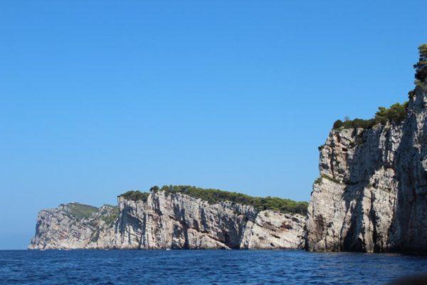 le scogliere di Dugi Otok