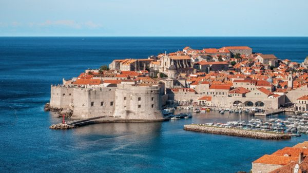 città di Dubrovnik