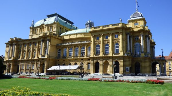 Teatro Nazionale di Zagabria