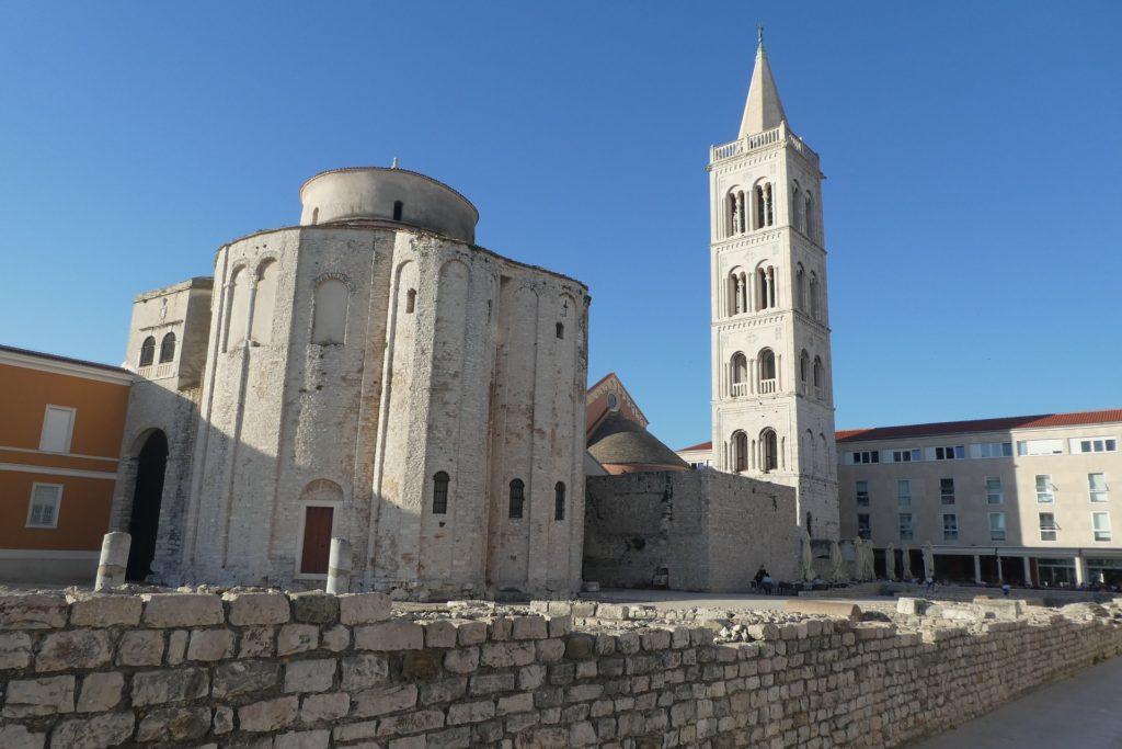 Chiesa di San Donato e Forum a Zara Zadar