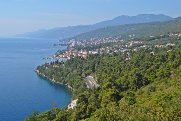 Riviera di Opatija e monte Ucka