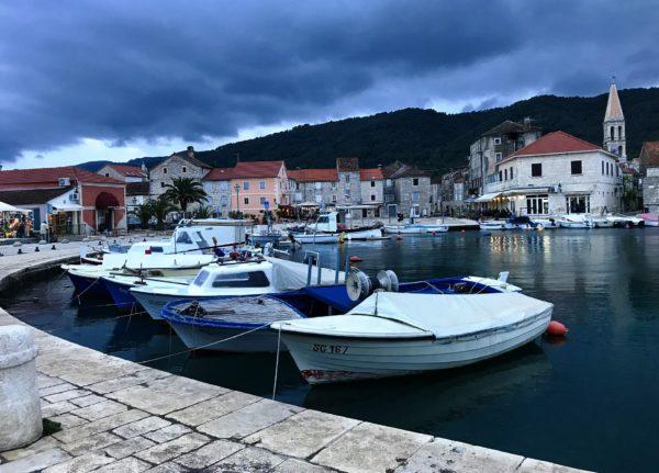 Stari Grad sull'isola Hvar