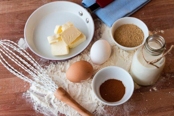 ingredienti semplici per la cucina della Slavonia