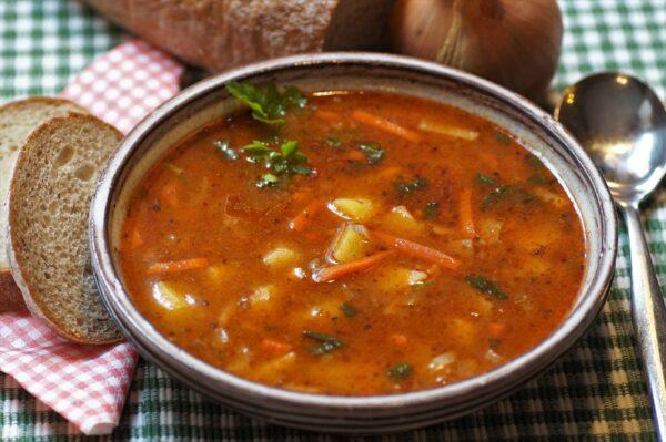 Gulash piatto tipico della tradizione